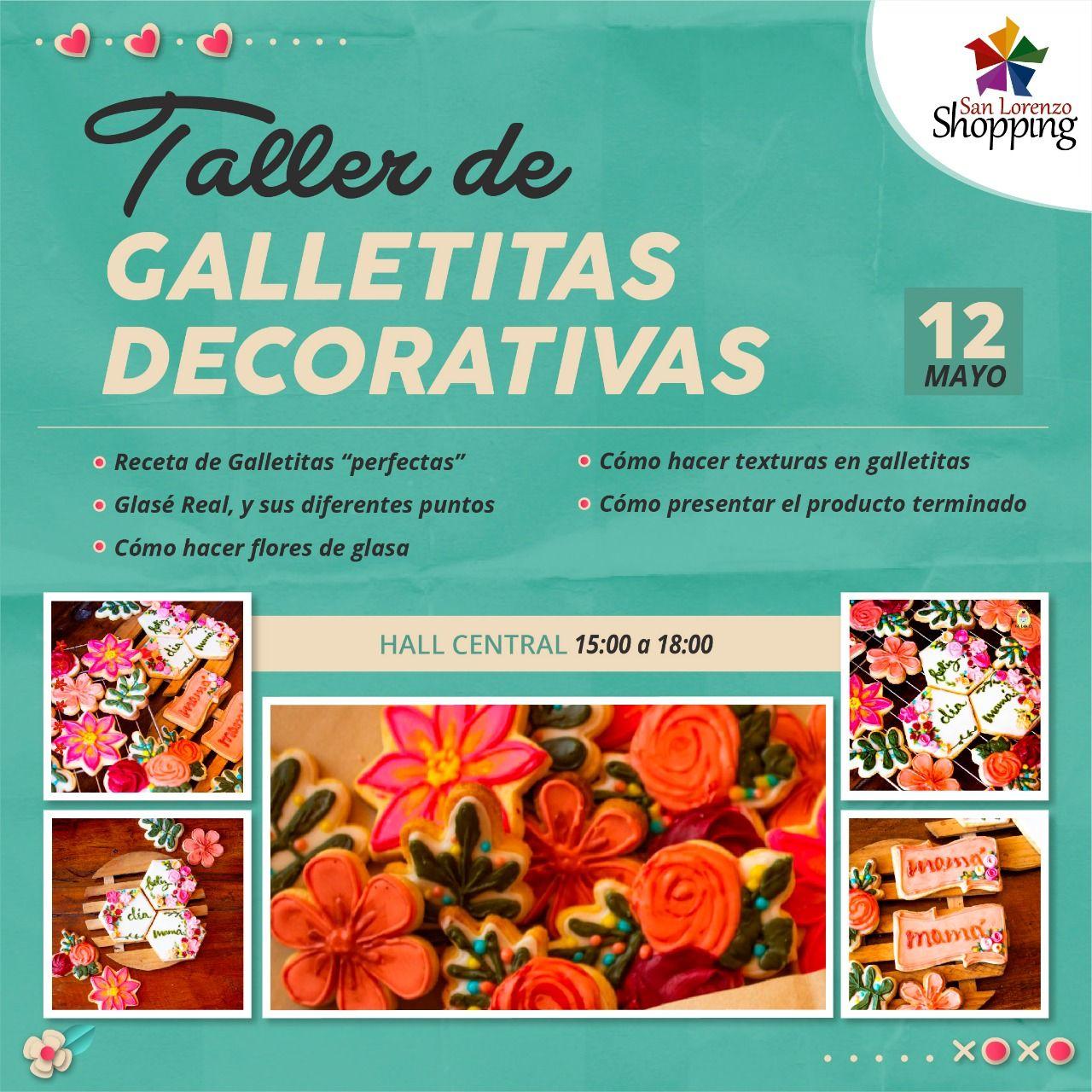 TALLER DE GALLETITAS